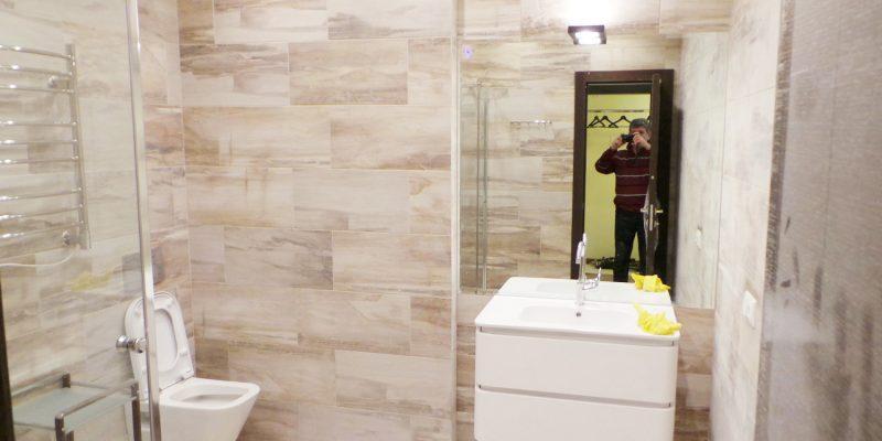Badkamer onderhoud