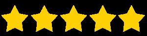 Google-5-sterren