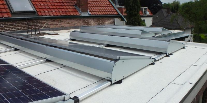 Onderhoud dak bouw